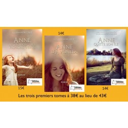 Coffret Anne Shirley (3 premiers tomes)
